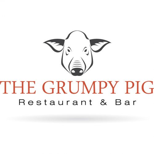 Ghost Worcester Website Design - The Grumpy Pig