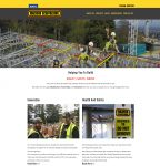 Ghost Website Design Worcester - Malvern Scaffolding